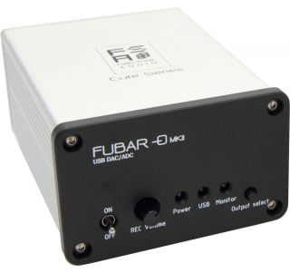 FireStone Audio Fubar IO MK2 Black USB Digital/Analog Audio Converter