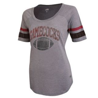 South Carolina Gamecocks Womens Under Armour Legacy Boyfriend Jersey