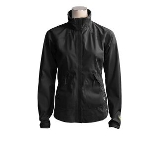 Mountain Hardwear Tempo Jacket   Windstopper® (For Women) in Black