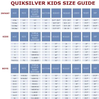 Quiksilver Kids Voo Doo S/S Surf Shirt (Little Kids/Big Kids)