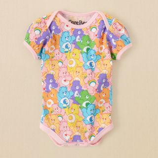 newborn   Care Bears bodysuit  Childrens Clothing  Kids Clothes