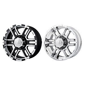 ION FORGED Style 179 Black or Chrome Wheels   JCWhitney