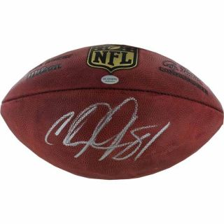 Steiner Sports Calvin Johnson Autographed NFL Football—Buy Now