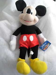 large mickey mouse plush in TV, Movie & Character Toys