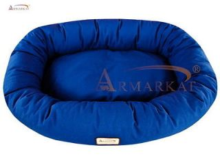 Armarkat Dog Cat Pet Bed w Removal Cover, Waterproof Lining & More