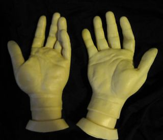 Lifesize Hand Dummy Mannequin Hands L&R Halloween Prop Life Size Build