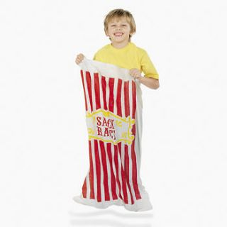 CARNIVAL CIRCUS Party POTATO SACK Bag RACE GAME