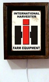 international harvester sign in Advertising