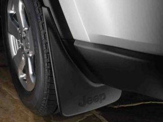 2011 2012 2013 Jeep Grand Cherokee Front & Rear Molded Splash Guards