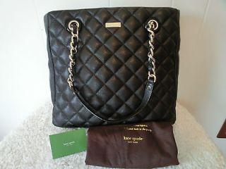 100 authentic kate spade new york gold coast sierra quilted leather