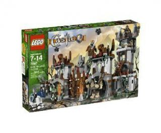 Newly listed Lego Castle Trolls Mountain Fortress (7097) New Still