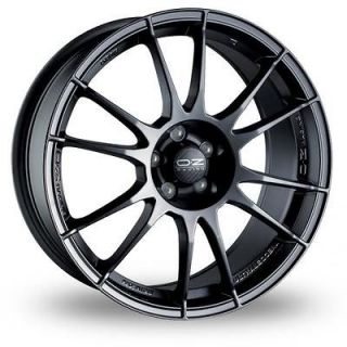 19 OZ Racing Ultraleggera Alloy Wheels & Nankang Tyres   AUDI A4