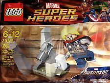 LEGO Marvel Super Heroes Thor with Cosmic Cube Figure Factory Sealed