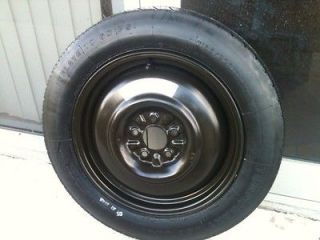 01 02 03 04 FORD ESCAPE MAZDA TRIBUTE SPARE TIRE WHEEL DONUT 135/90/17