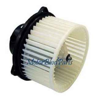 2003 2009 LINCOLN TOWN CAR TYC REPLACEMENT FRONT BLOWER MOTOR & FAN