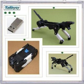 Transformers Ravage USB Flash Memory Stick Drive Real Capacity KYU26