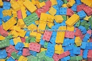 FULL POUND of LEGO Brick Blocks CANDY Party Favors in BULK with FREE