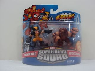 marvel super hero squad juggernaut in Action Figures