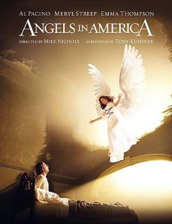 Angels in America DVD, 2004, 2 Disc Set