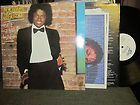 Michael Jackson Off the Wall LP original 1979 uk w/article quincy