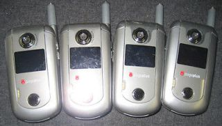 of 4 Pageplus Motorola E815 Flip Clamshell Camera Cell phone Bluetooth