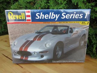 NIB REVELL SHELBY COBRA SERIES 1 MODEL CAR KIT SKILL 2 # 85 2534