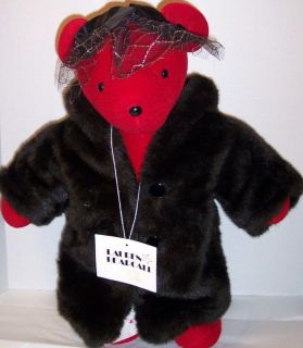 north american vib lauren bearcall faux fur bear 20 time
