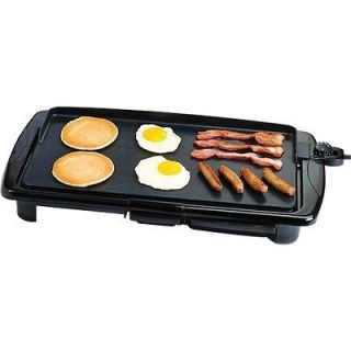 newly listed maxi matic elite non stick electric griddle free