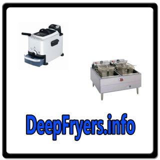 deep fryers info web domain for sale home kitchen appliance