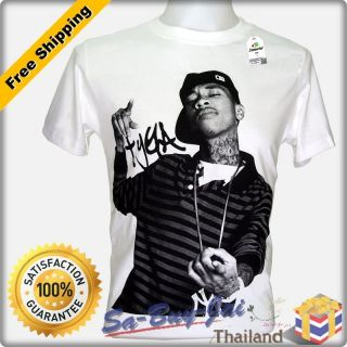 SHIRT NEW ARRIVAL TYGA A RAPPER HIPHOP YOUNG MONEY LIL WAYNE RETRO