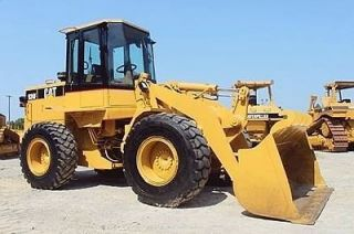 1996 caterpillar cat 924f wheel loader tractor more pictures and