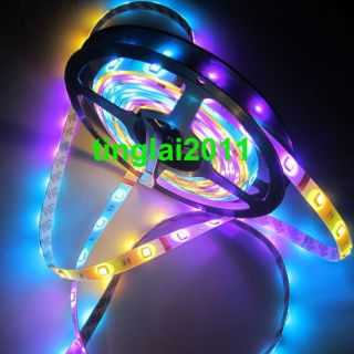 Dream Color Horse Race Waterproof LED Strip + Remote + Power supply
