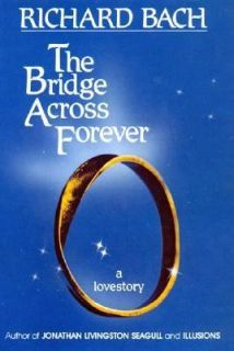 Forever A True Love Story by Richard Bach 1984, Hardcover