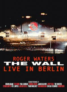 Roger Waters   The Wall Live in Berlin DVD, 2003