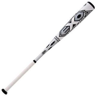 Slugger SL12EX2 28/19 Exogrid 2 Big Barrel Senior Youth Baseball Bat