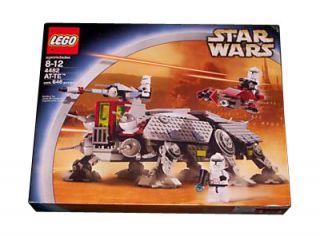 Lego Star Wars Episode II AT TE (4482) New in Sealed Box NIB   Ships