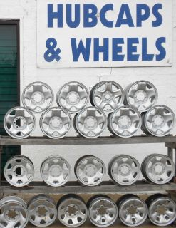 Toyota Tacoma Silver Steel Wheel Rims 4X4WD OEM 2005 2010 2011 2012