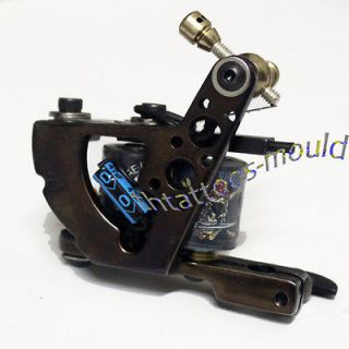 one handmade tattoo machine gun Interstella frame shader supply 1 year