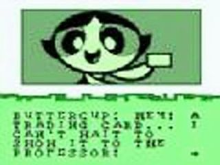 The Powerpuff Girls Paint the Townsville Green Nintendo Game Boy Color