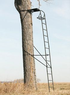 Big Game Stealth Ladderstand Tree Stand Regular Retail Price $109.99