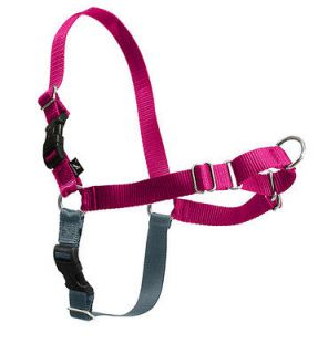 premier pet easy walk harness x large raspberry gray time