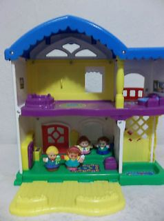 fisher price little people dollhouse in Little People (1997 Now