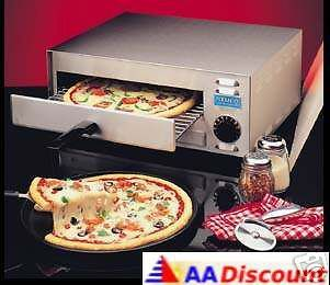 new nemco snack pizza oven countertop model 6215 time left