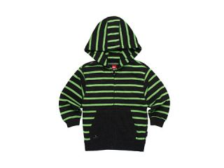 Quiksilver Kids Good Rev Fleece Hoodie (Toddler/Little Kids)
