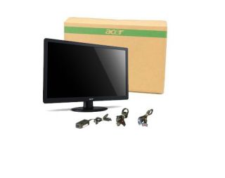 Acer S230HL Abd 23 Widescreen HD 1920 x 1080 LED LCD Monitor