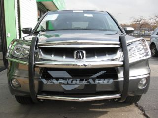 07 09 Acura RDX Brush Grill Guard Push Bull Bar Bumper Protector s S