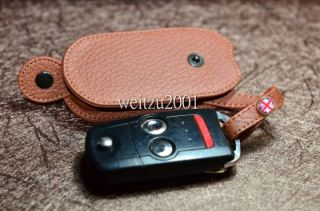 Leather Key Fob for Acura RSX TSX TL ZDX TSX MDX DB