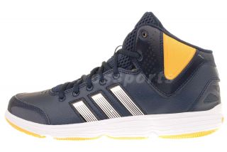 Adidas Originate K Navy Youth Kid Basketball Shoes G56425