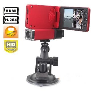 Car DVR, Full HD Dual Cameras 1080P, live recording for Front & Back