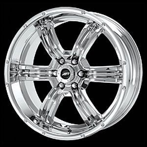 American Racing 62022968 Trench Series 620 Chrome Wheel
